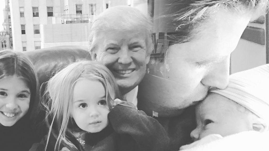 Tercera generación Trump: estos son los nueve nietos del presidente de los Estados Unidos