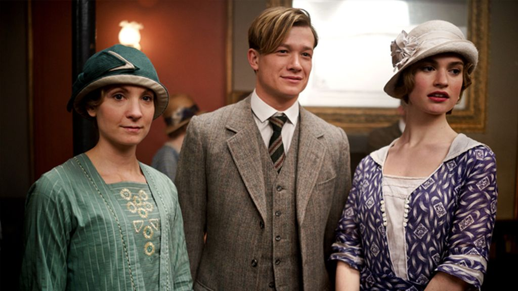 'Downton abbey', mejor serie dramática