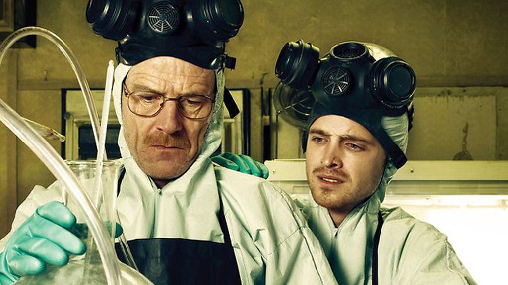'Breaking Bad' (AMC), mejor drama