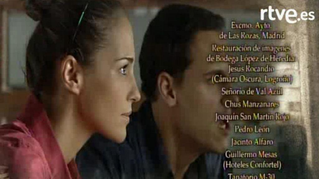 Anuncios en 'Gran reserva' (TVE)