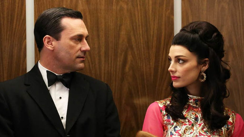 'Mad men' (AMC), mejor drama