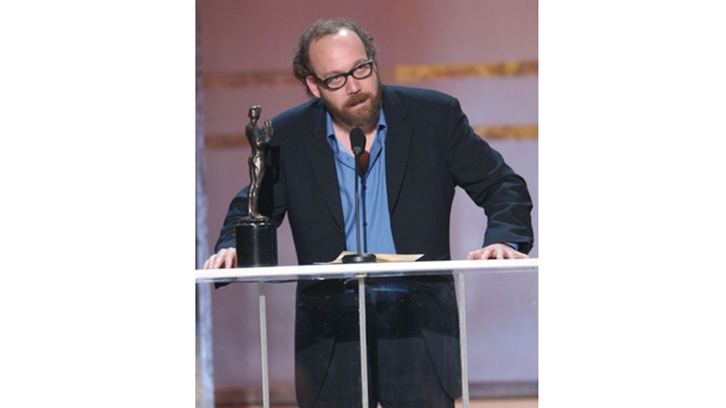 Paul Giamatti, mejor actor de miniserie por 'Too Big to Fail'