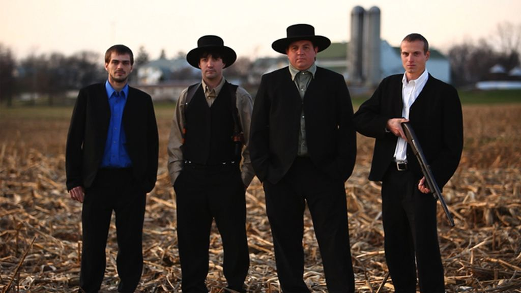 'Amish mafia'
