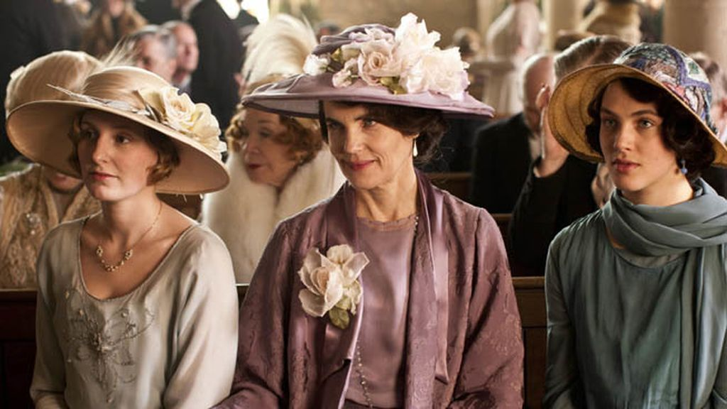 'Downton Abbey' (PBS), mejor drama