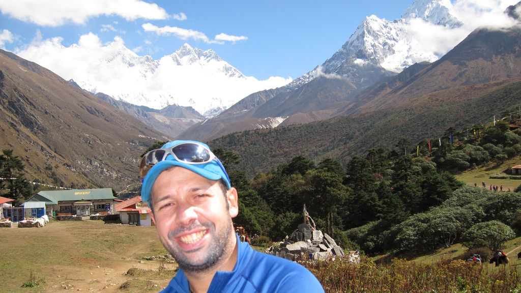 Manuel Blanco (Equipo azul). 34 años. Asturias. Director de oficina bancaria