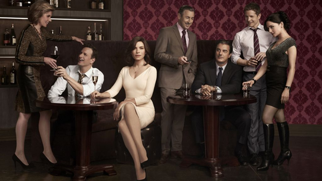 'The good wife', mejor serie dramática