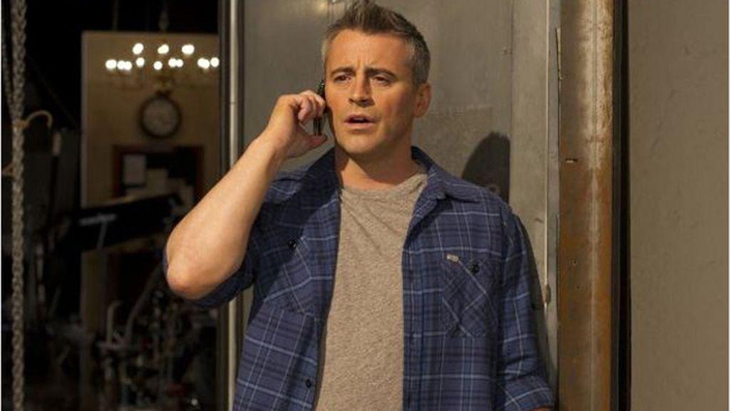 Matt LeBlanc, mejor actor de comedia por 'Episodes'