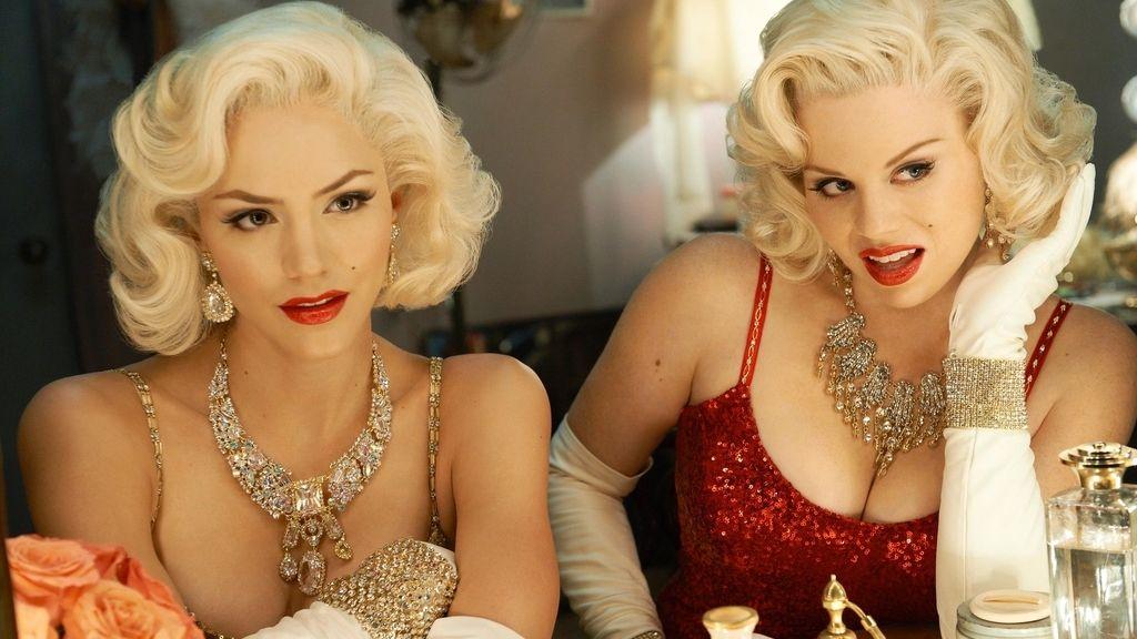 Debra Messing y Anjelica Huston protagonizan el nuevo drama