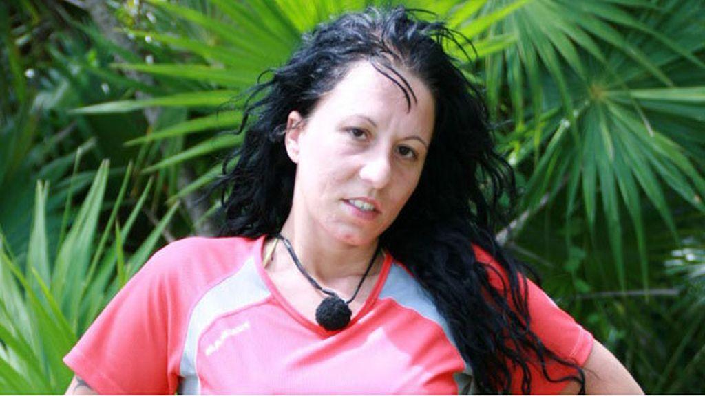 Carmen Hernández. Peón agrícula de Huelva, 30 años