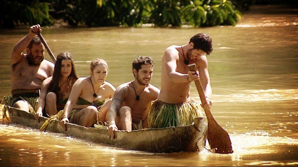 Familia Merino, de León a la selva amazónica con los Shiwiar