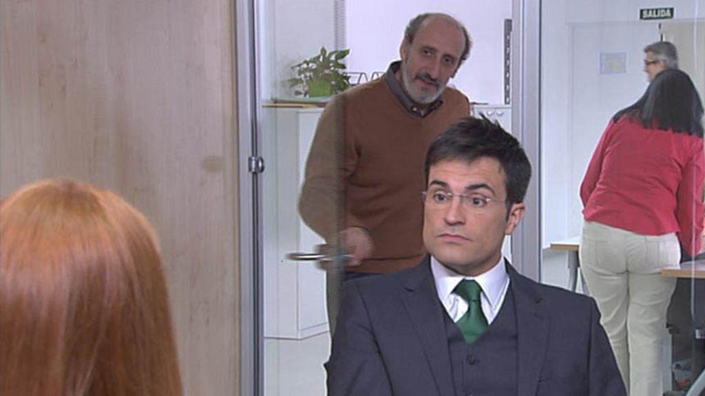Luis Larrodera es Ignacio