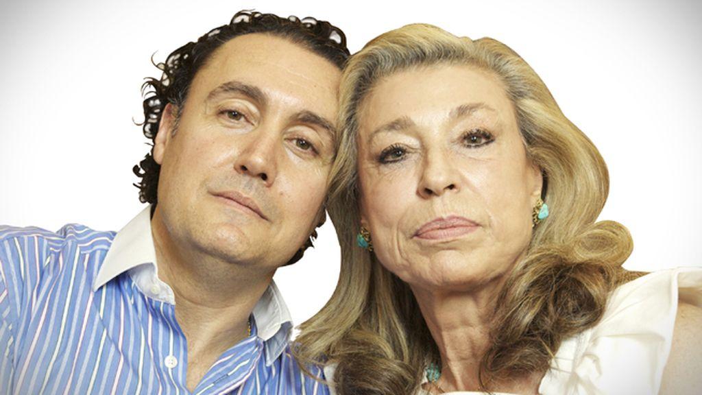 José Luis y Toya
