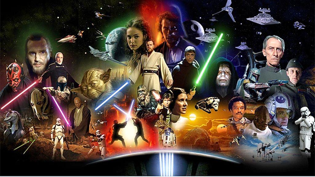 La Guerra de las Galaxias (#LaFuerzaEstáEnMediaset)
