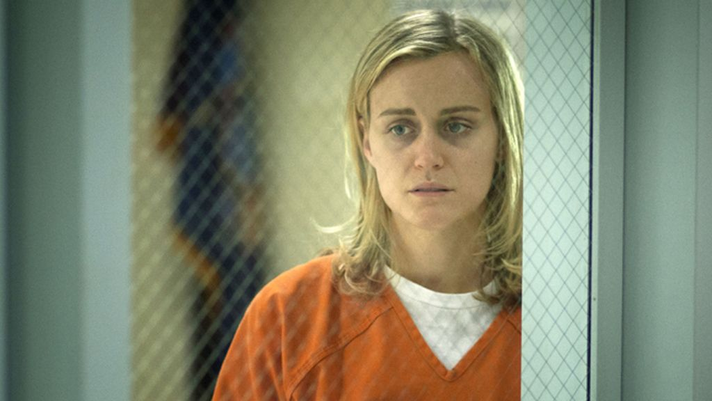Taylor Schilling, mejor actriz de comedia por 'Orange is the new black'