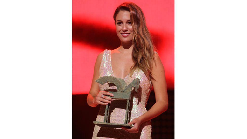 Blanca Suárez ('El barco', Antena 3), mejor actriz