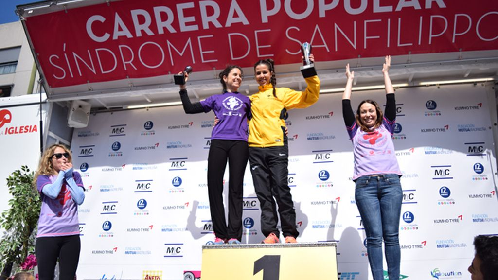 V Carrera Popular Síndrome de Sanfilippo
