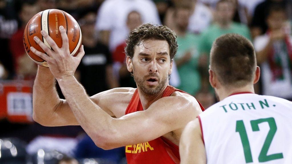 España se juega con Turquía el pase a cuartos del Eurobasket en Cuatro