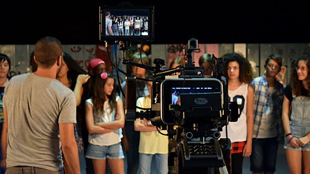 El spot de 'Se buscan #valientes', foto a foto