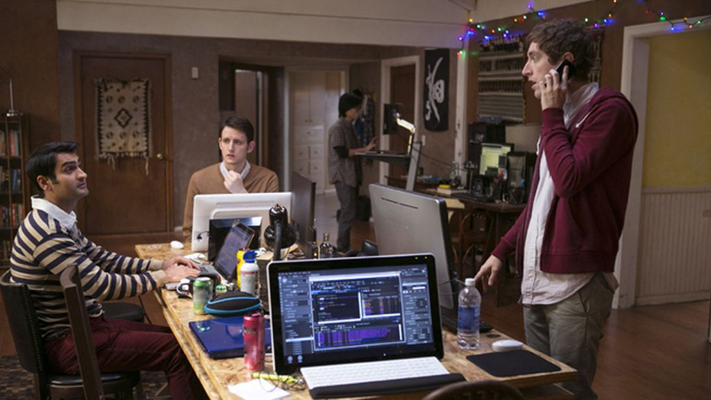 'Sillicon Valley', mejor comedia