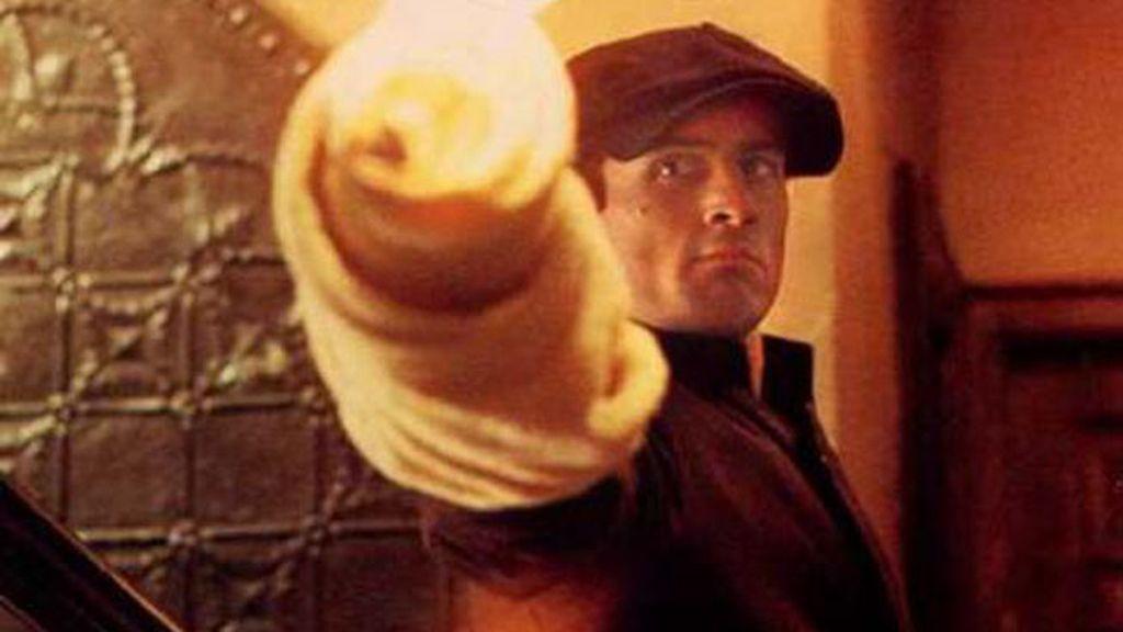 Robert de Niro (candidato a mejor actor secundario por 'El lado bueno de las cosas'), en 'El padrino'