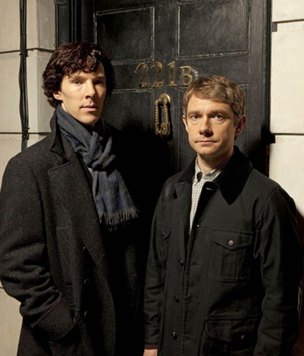 'Sherlock' (Antena 3)