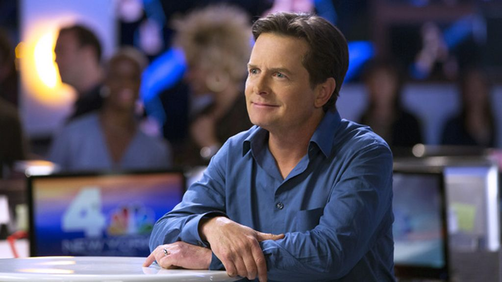 Michael J. Fox, mejor actor de comedia por 'The Michael J.Fox show'