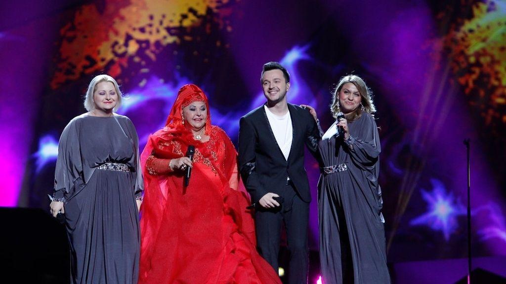 Macedonia. Esma y Lozano. 'Pred Da Se Razdeni'