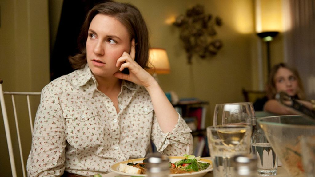 'Girls' (Canal +), mejor comedia y mejor actriz de comedia (Lena Dunham)