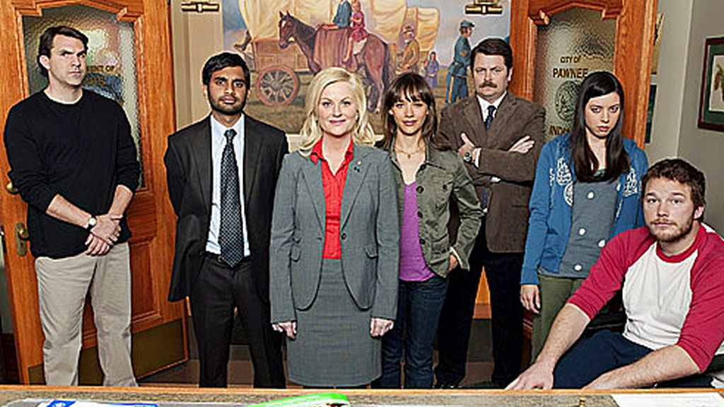 'Parks and recreation', mejor actriz de comedia (Amy Poehler)