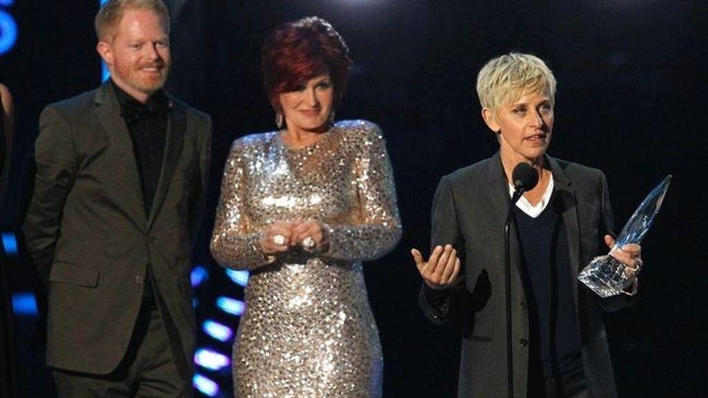 Ellen DeGeneres ('The Ellen DeGeneres show'), presentadora favorita de televisión