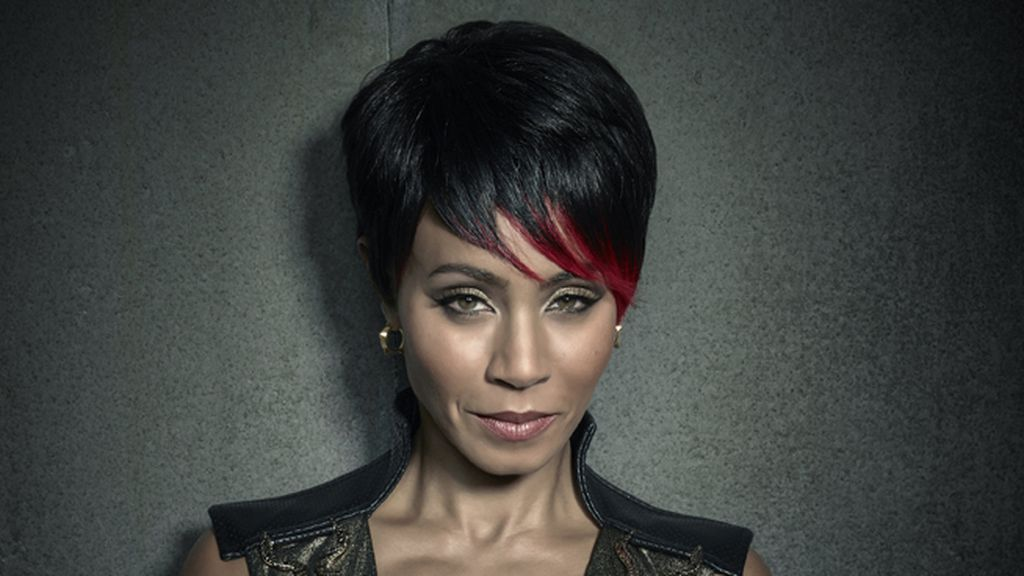 Jada Pinkett Smith es Fish Mooney