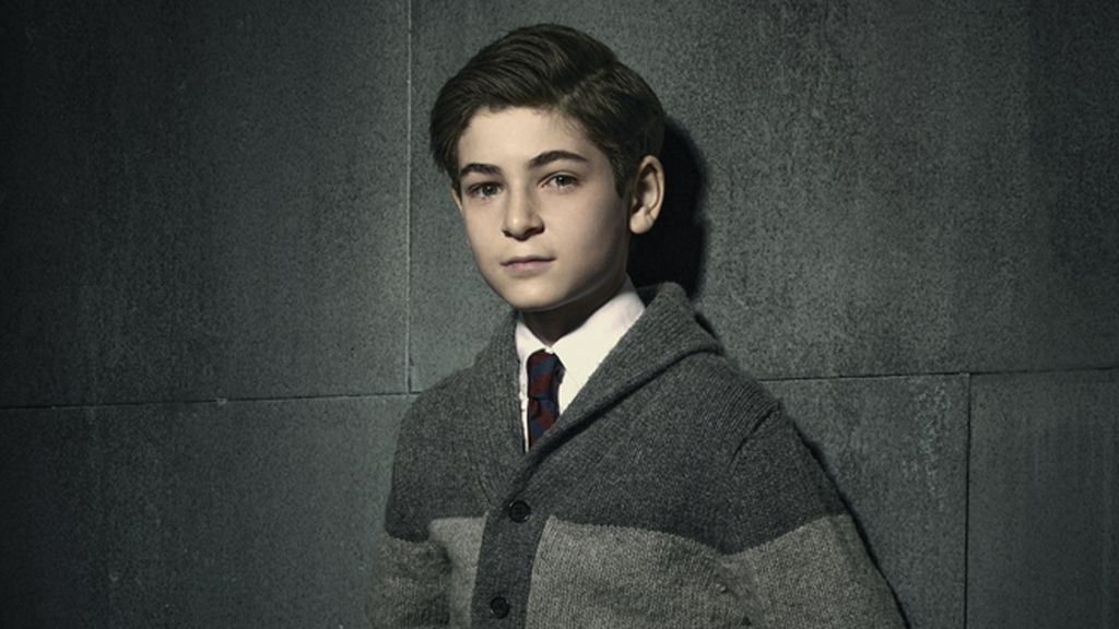 David Mazouz es Bruce Wayne (Batman)