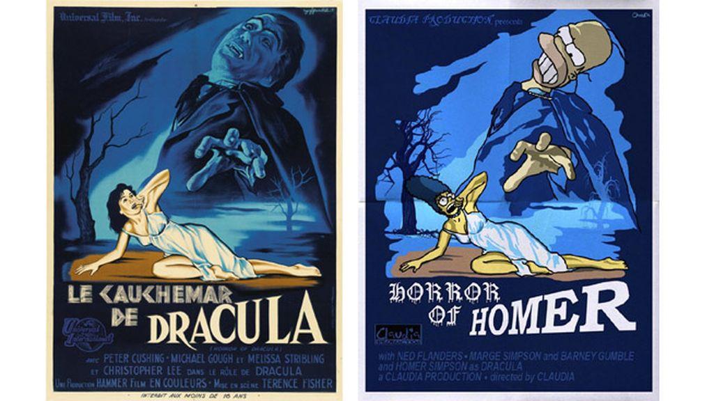 'Horror of Dracula'