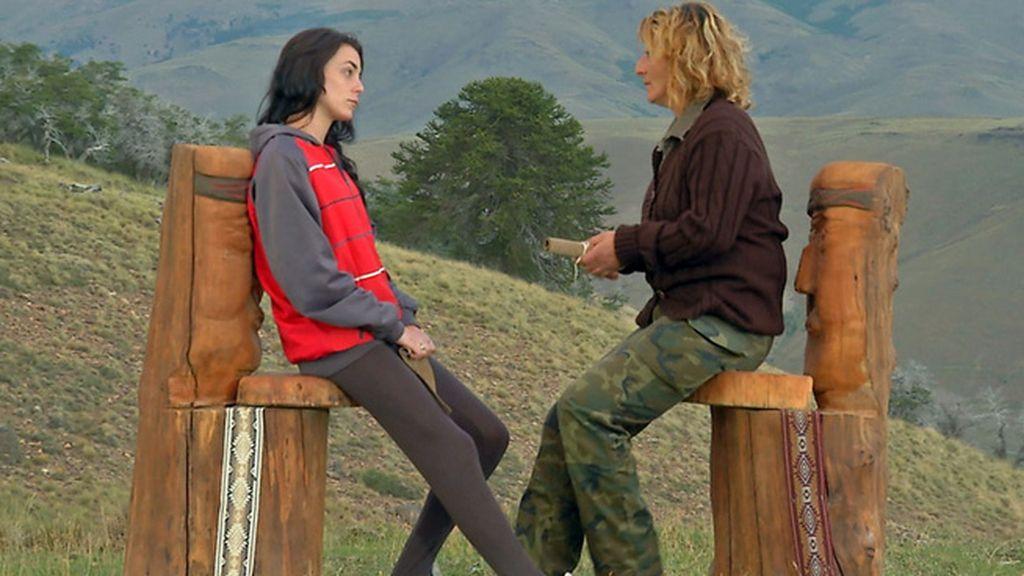 Hana y Ana María