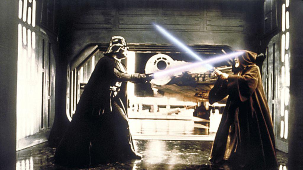 'Episodio IV: La guerra de las galaxias', 15 de diciembre (22.20)