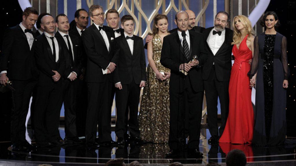 'Homeland' (Cuatro y Fox), mejor drama