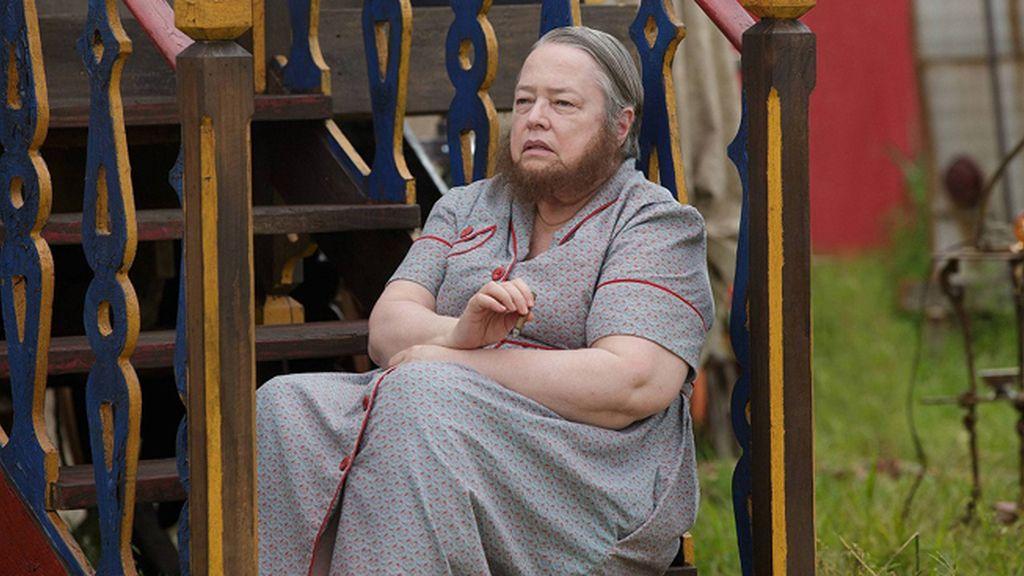 Kathy Bates, mejor actriz secundaria por 'American horror story: freak show'