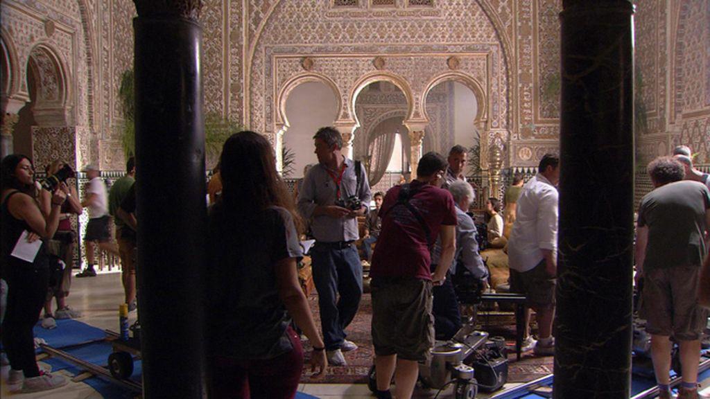 El Alcázar de Sevilla (quinta temporada), como Dorne