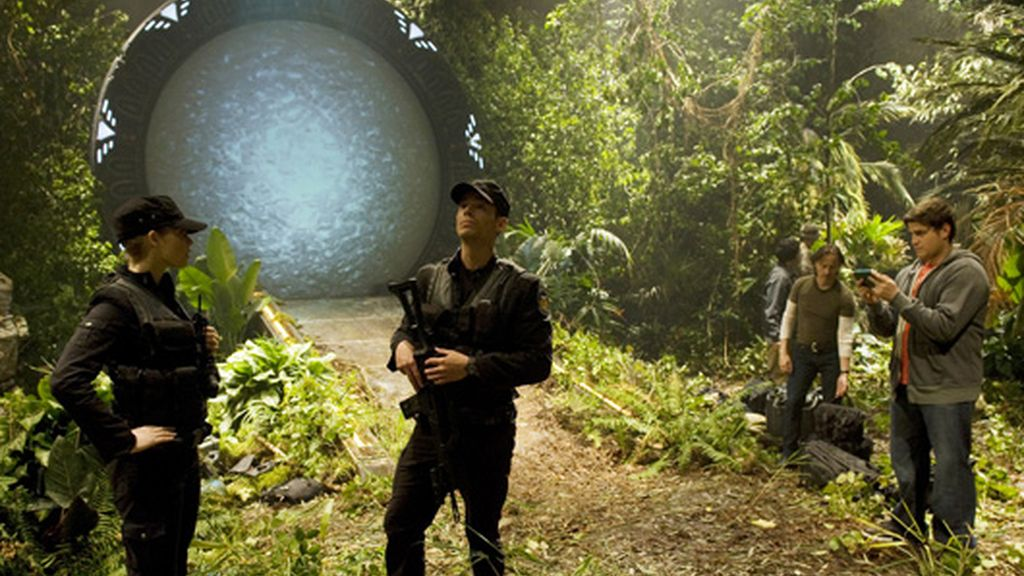 'Stargate Universe' (SyFy)