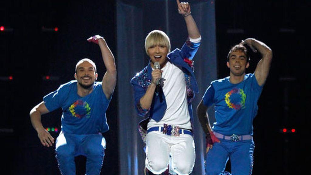 Clasificados de la 1ª semifinal de Eurovisión 2010