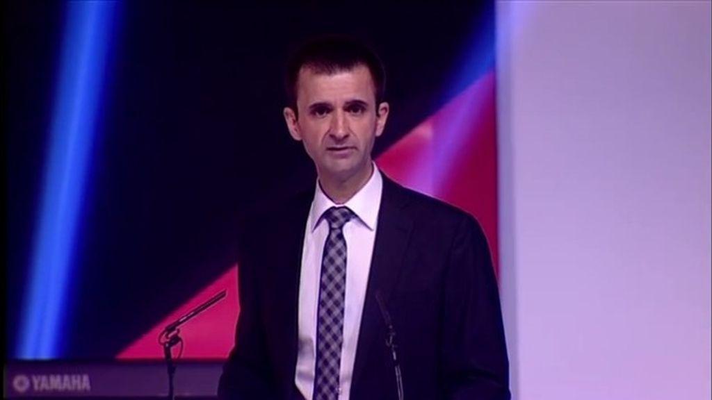 José Pablo López, director general de Radio Televisión Madrid