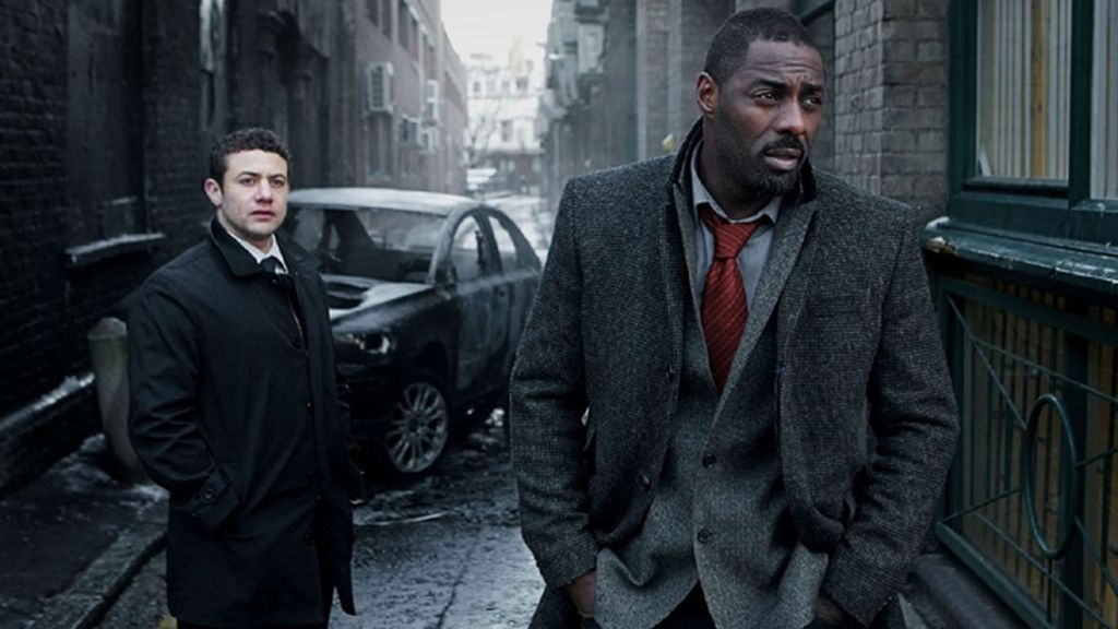 'Luther' (BBC America), mejor miniserie