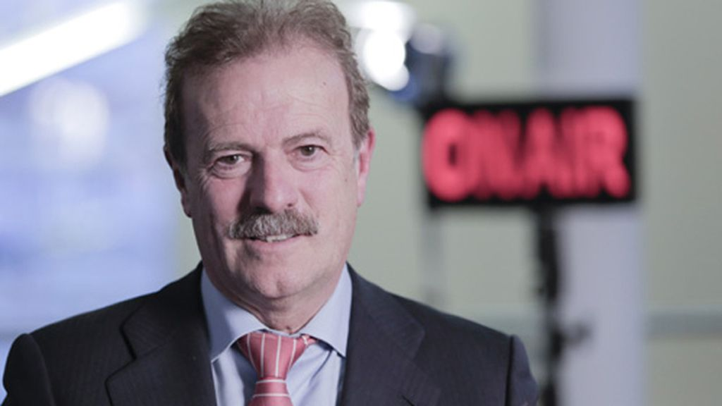 Manuel Campo Vidal (presidente de la Academia de las Ciencias y las Artes de Televisión)