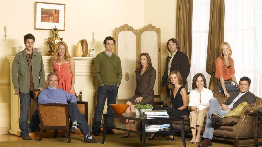 Primera temporada de 'Cinco Hermanos' (viernes 23, a las 20.30)