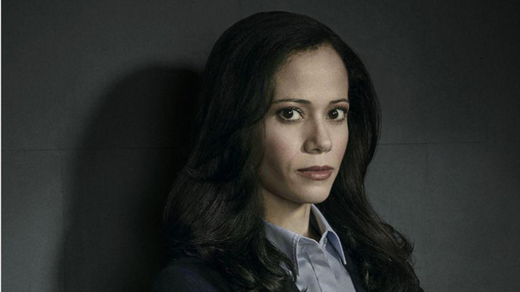 Victoria Cartagena es Renee Montoya