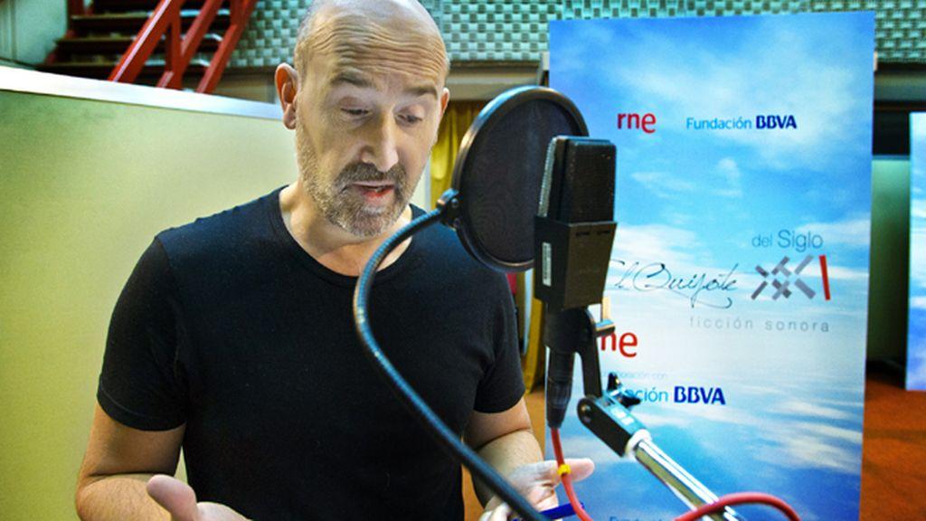 Javier Cámara es Sancho Panza