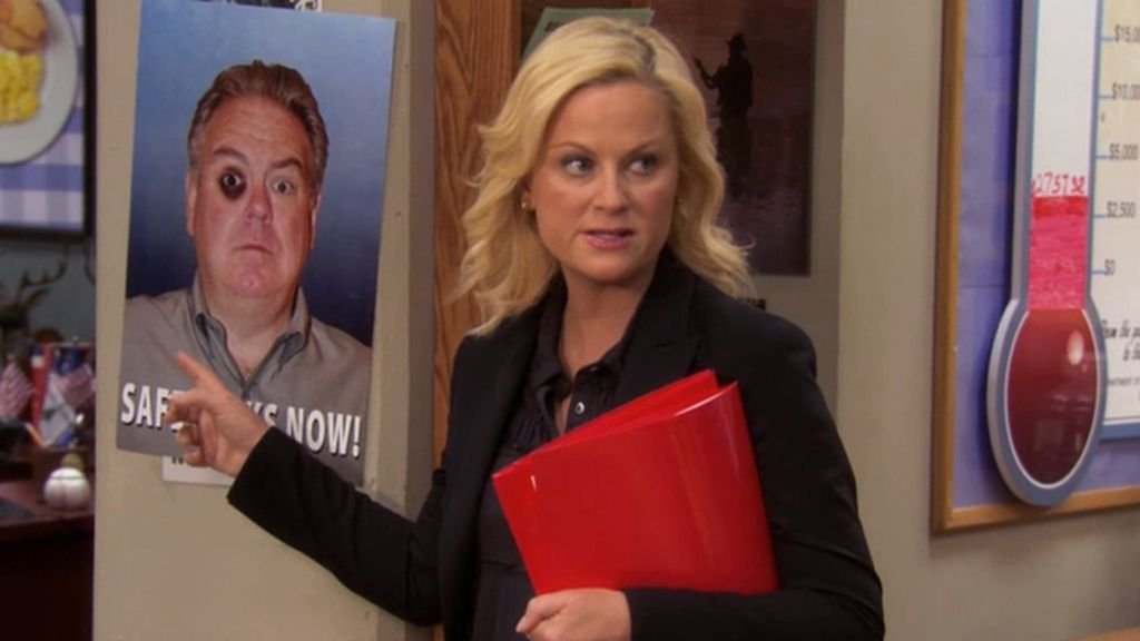 'Parks & Recreation', mejor actriz de comedia (Amy Poehler)