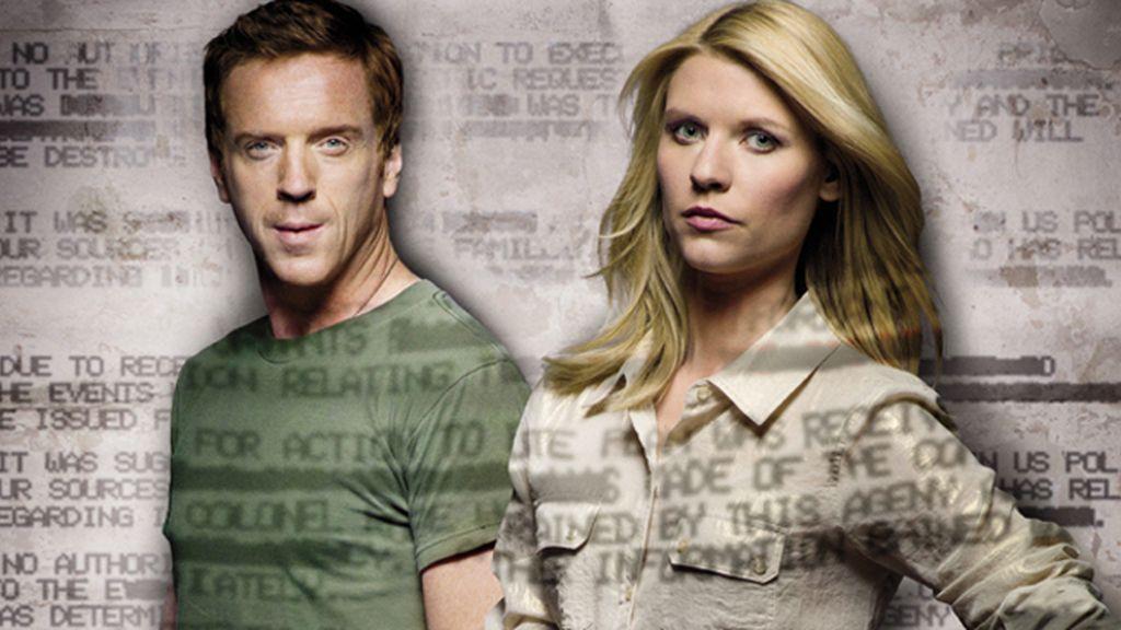 'Homeland' (Showtime), mejor drama
