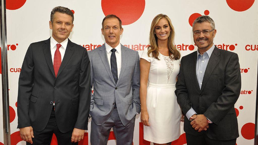 'Noticias Cuatro'
