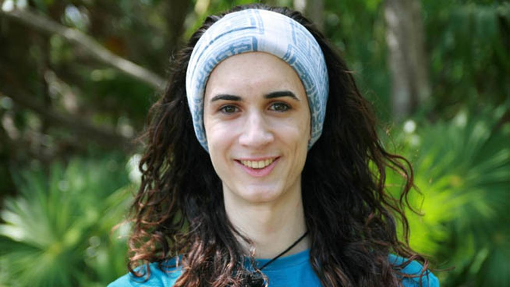 Abel Illera. Filólogo de Burgos, 25 años